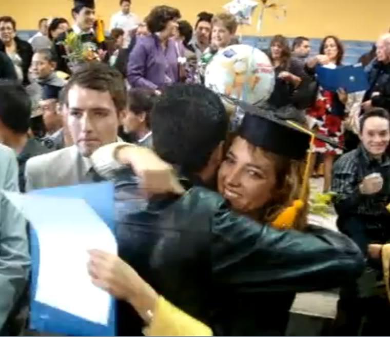 Graduacion de Jolette Novio