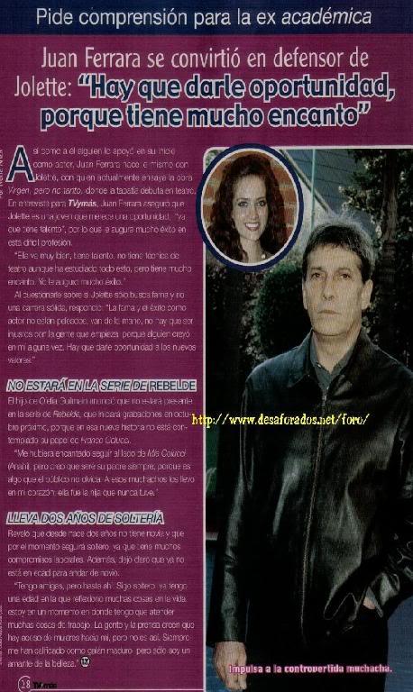 ¡ Jolette en Portadas de  Revistas! - Página 4 Led3