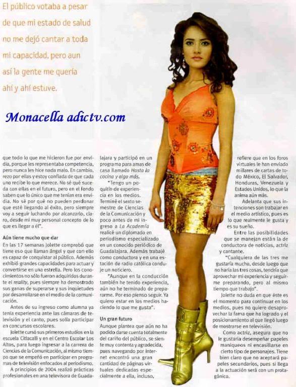 ¡ Jolette en Portadas de  Revistas! - Página 4 Led30