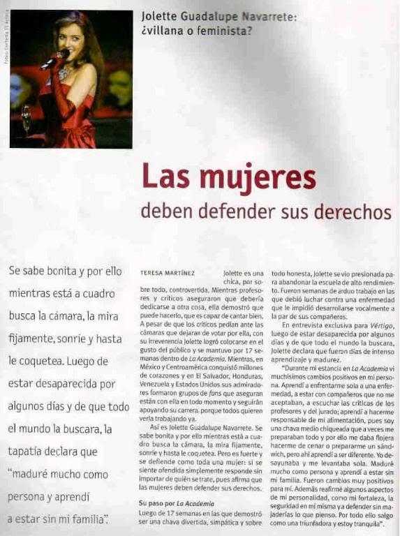 ¡ Jolette en Portadas de  Revistas! - Página 4 Led34