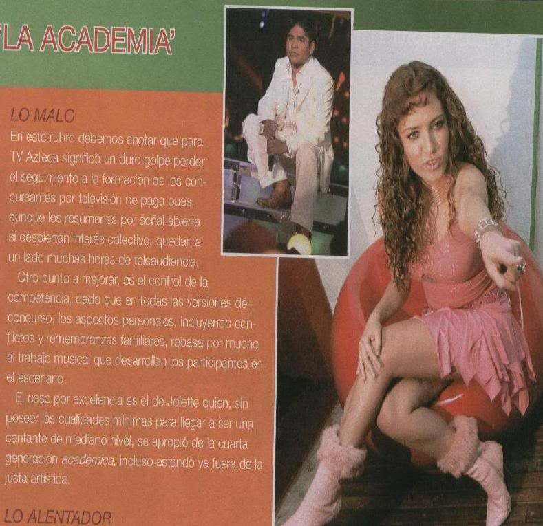 ¡ Jolette en Portadas de  Revistas! - Página 4 Led96