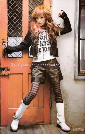 Gyaru Styles Punk1