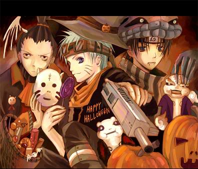 HAPPY HALLOWEEN!!!!! Naruto1