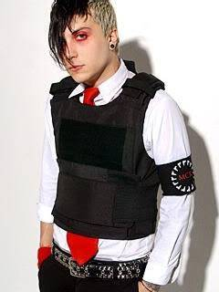My Chemical Romance Frank-iero
