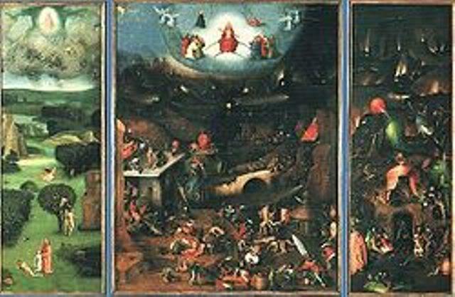 Maestrii si religia - Pagina 2 250px-Bosch_laatste_oordeel_drielui