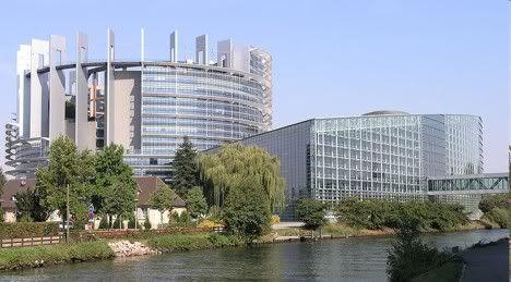 Cladiri importante Europaparlament