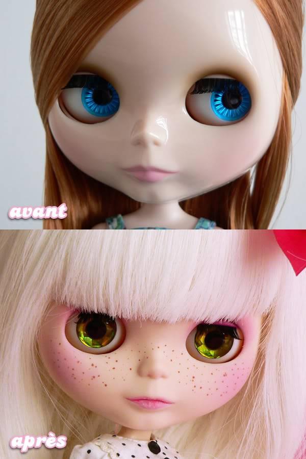Prima Dolly Adorable Aubrey Avant/Après custom : Aubrey 3758470938_fac71e7ff0_o