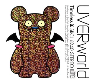 UVERworld - DISCOGRAFIA COMPLETA!!! ... Album's= 4 (Timeless... AwakEVE) Singles= 12 1stalbum-TimelessFirstpress