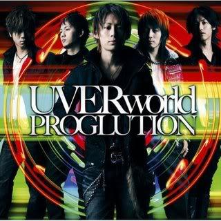 UVERworld - DISCOGRAFIA COMPLETA!!! ... Album's= 4 (Timeless... AwakEVE) Singles= 12 3rdAlbum-PROGLUTIONRegularEdition