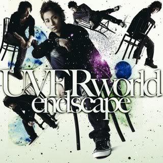 UVERworld - DISCOGRAFIA COMPLETA!!! ... Album's= 4 (Timeless... AwakEVE) Singles= 12 7thsingle-endscapeRegularedition