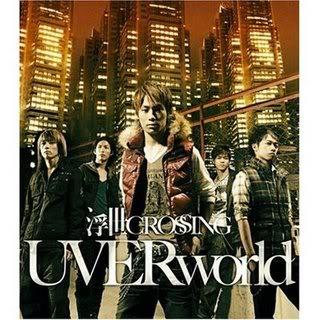UVERworld - DISCOGRAFIA COMPLETA!!! ... Album's= 4 (Timeless... AwakEVE) Singles= 12 9thsingle-UkiyoCROSSINGLimitedediti