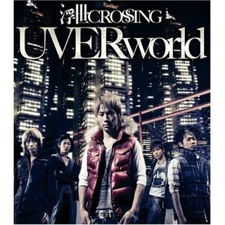 UVERworld - DISCOGRAFIA COMPLETA!!! ... Album's= 4 (Timeless... AwakEVE) Singles= 12 9thsingle-UkiyoCROSSINGRegularediti