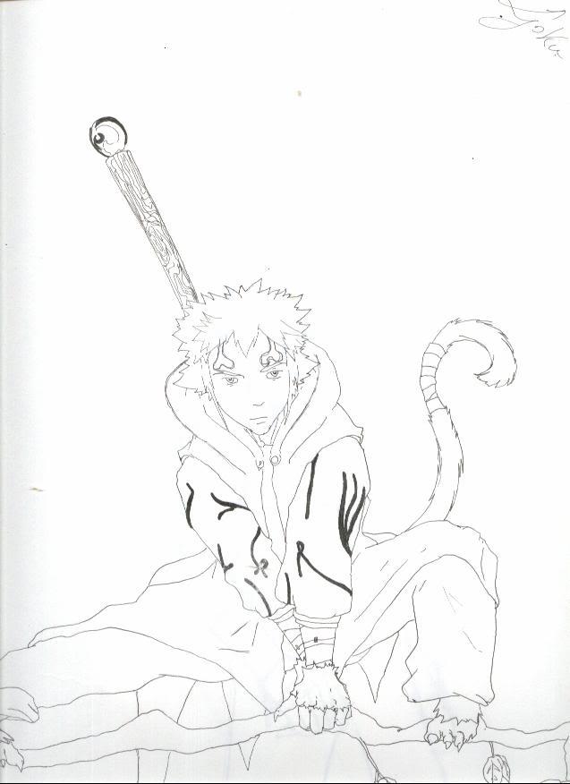 Promotional Art Revised Goku
