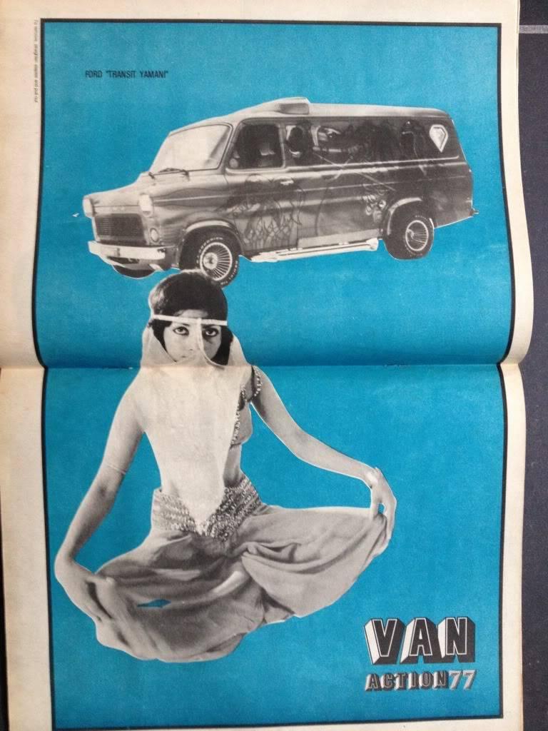 Van Action Magazine - Information Required. 033