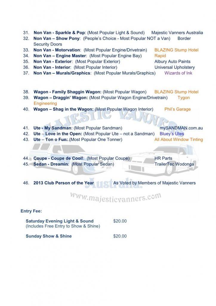 Majestic Vanners 2013 Van In October 5th-7th Long Weekend. - Page 3 2013Van-InTrophyListVSponsorsPage002_zpsa3c268e3