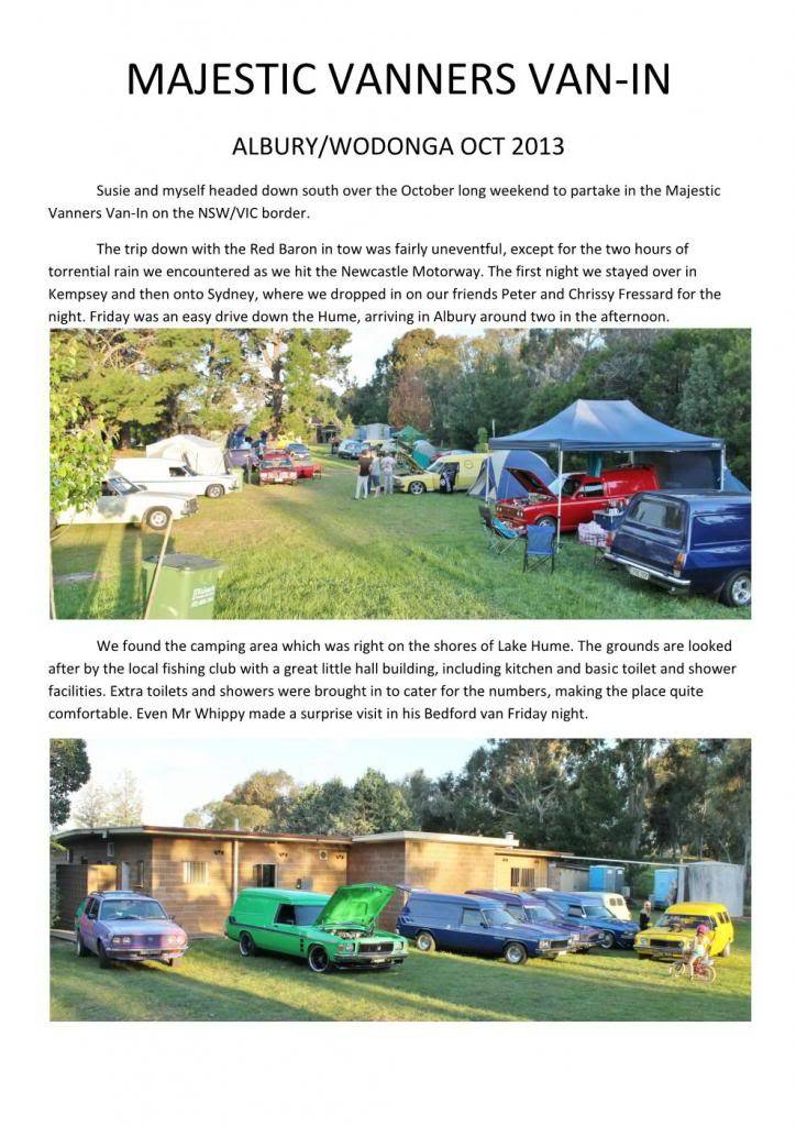 Sunstate Newsletter on Van-In by Russell Slocombe RussellSlocombesNewsletterPage001_zpsaf40a228