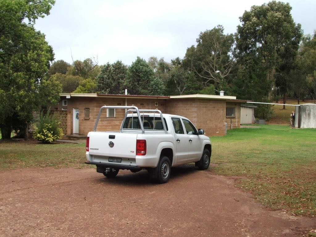 Albury: Eastern States Van-In, Easter 2012 - Camping & Entry Fees. DSCF8028