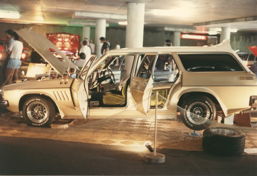"""Special Edition, HQ Wagon - Russell """"Rusty"""" Smith. MSMShow67-09-198605"""