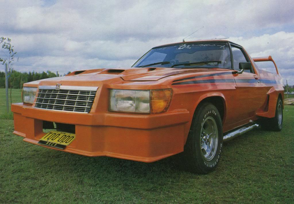 Tooooo Much / Tangerine Dream - John Clifton, Kustom Image TOOOOOMuchSMVWDec81Jan82P57-Copy