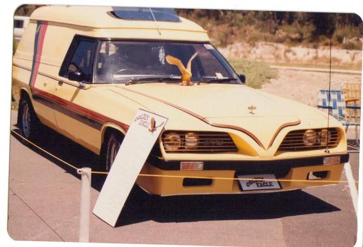 How Many Different TransAm Fronts were there on Aussie Vans/Cars? 45416_10
