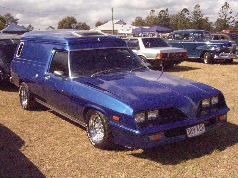 How Many Different TransAm Fronts were there on Aussie Vans/Cars? Jimboo10