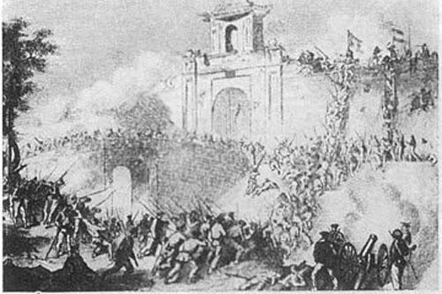 Sử 11-Bài 19 : Nhân dân Việt Nam kháng chiến chống Pháp xâm lược (từ 1958 đến trước 1873) 414FF4BF460445B18DFF6D4BA50FA20D
