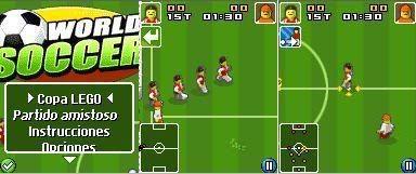 Lego World Soccer LEGOWorldSoccer