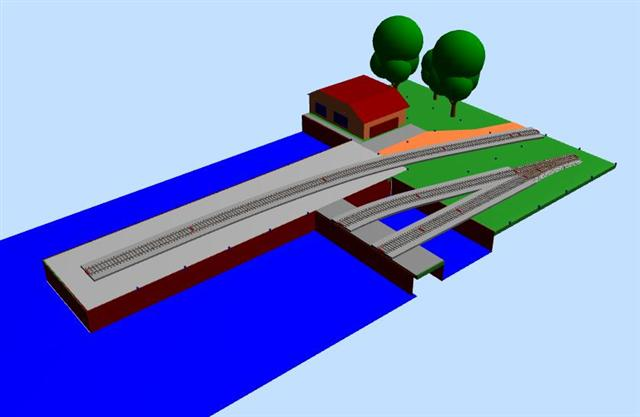 Gleisplanung mit SCARM ScarmSmall