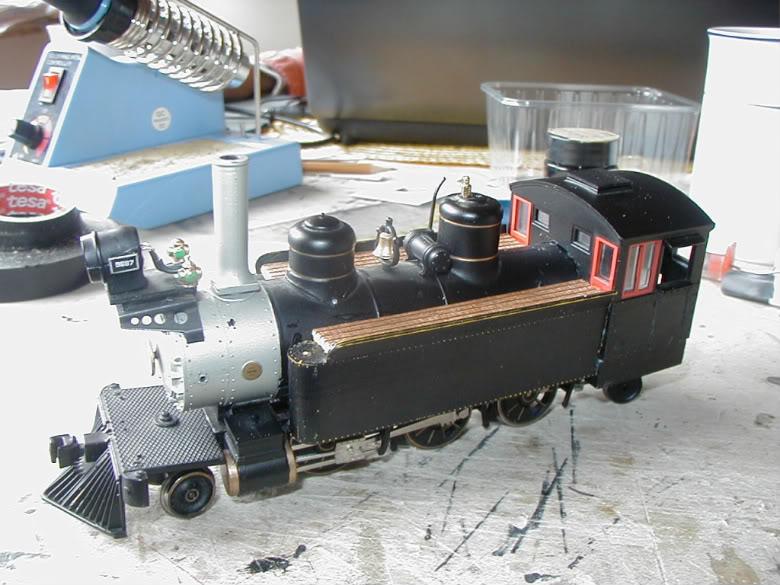 Umbau einer 0n30  Bachmann 2-6-0 Mogul....  P1010001_2