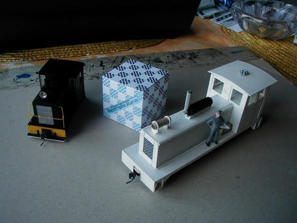 ... Umbau einer H0 Baldwin Switcher von Walters Modell..... P1010001_3