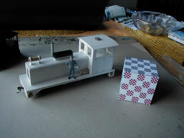... Umbau einer H0 Baldwin Switcher von Walters Modell..... P1010002_3