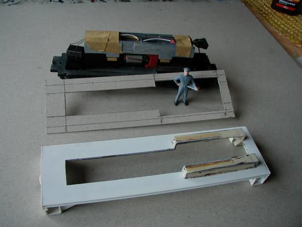 ... Umbau einer H0 Baldwin Switcher von Walters Modell..... P1010006