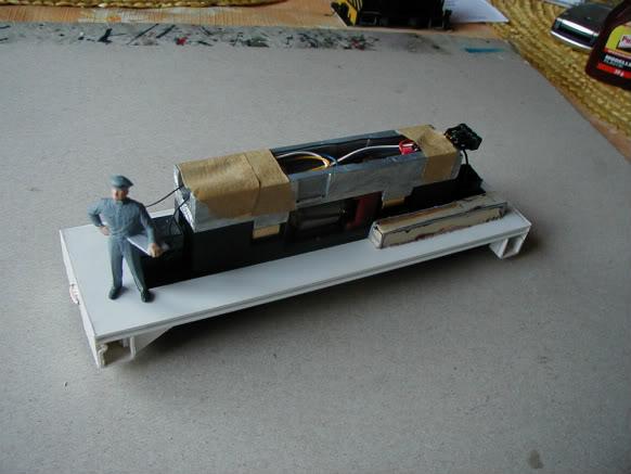 ... Umbau einer H0 Baldwin Switcher von Walters Modell..... P1010007
