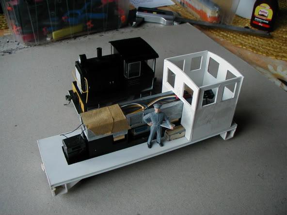 ... Umbau einer H0 Baldwin Switcher von Walters Modell..... P1010012
