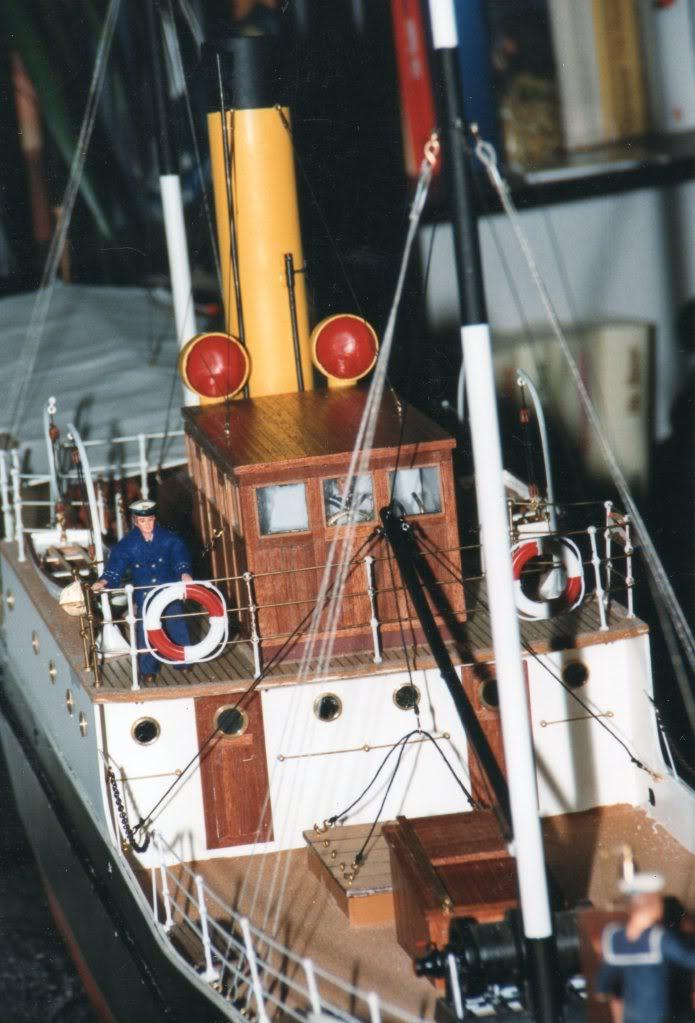 """Hafenschlepper """"Hamburg II"""" - Totalrenovierung/Umbau eines robbe-Veteranen - Seite 3 Albatros001"""
