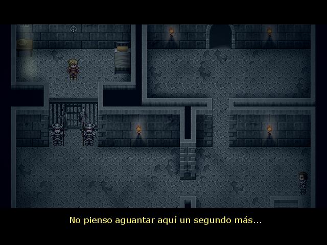 Natura juego completo y no requiere rtp (La sangre corre por la espada)  Screen1