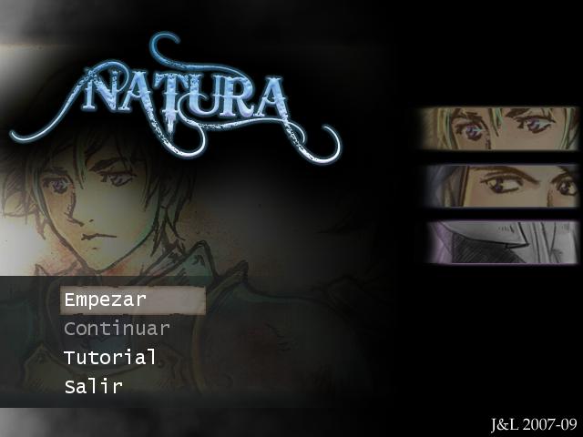 Natura juego completo y no requiere rtp (La sangre corre por la espada)  Ttulo-1