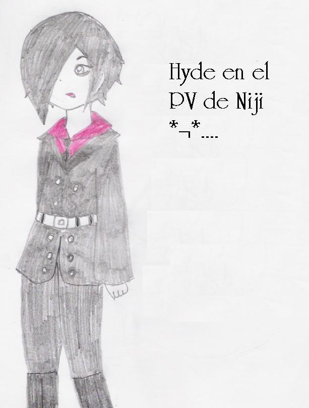 fan-art de Dejiko Lawliet Hydefanart