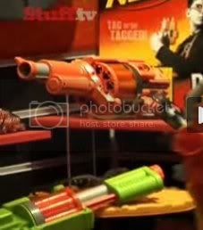 2009 Nerf Blasters!!! Furyfire