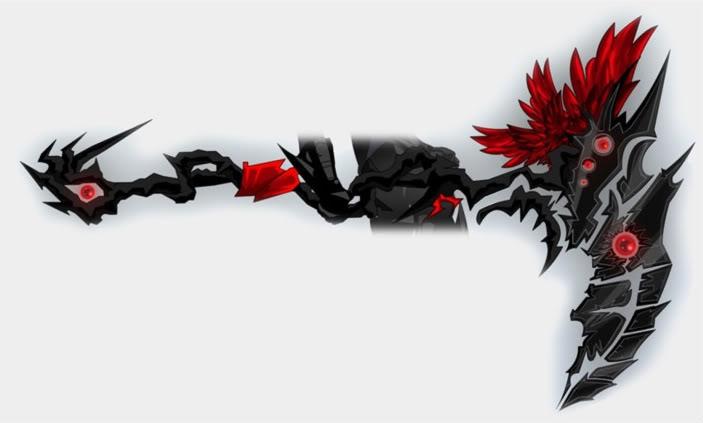 Weapon; DarkSoul; The Dark Scythe MightyDreadScythe2