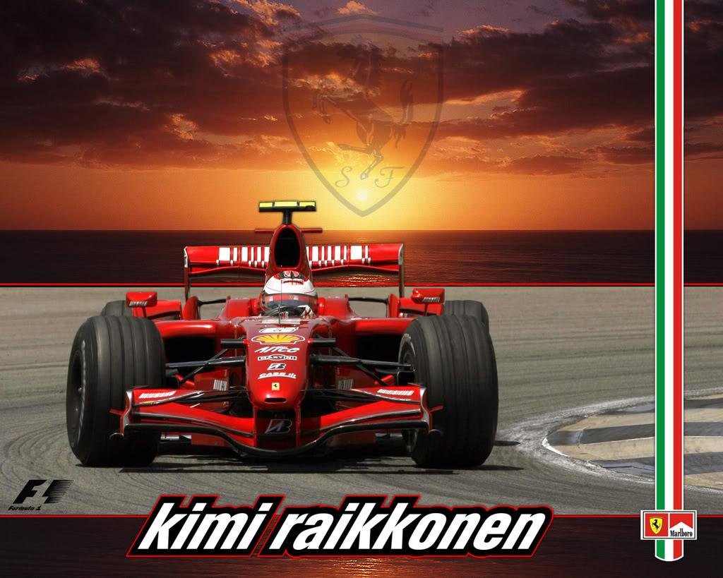 Kimi Raikkonen Wallpapers 78584_raikkonen_sunset_122_468lo