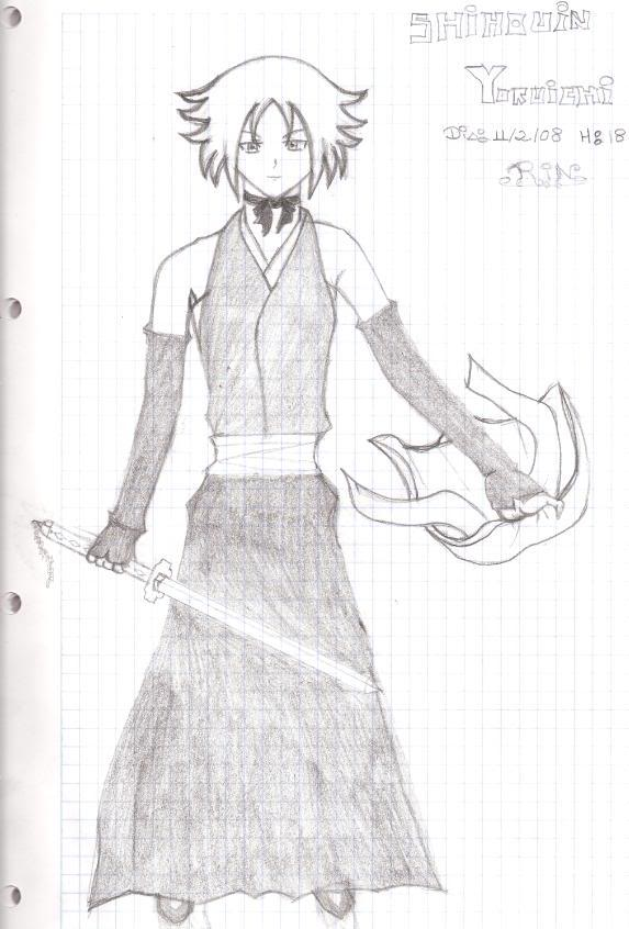 ~~Fan Arts Anime Rin~~ Yorujovenbyrin
