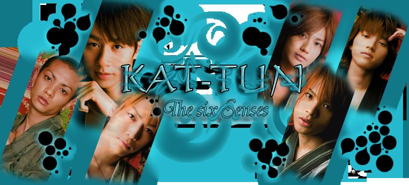 Kat-Tun,The Six Senses