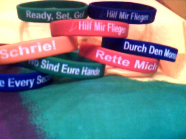 Tokio Hotel Bracelets, Wristbands! WebCam_20080925_08531