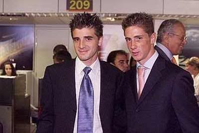 Young Portillo wif young F.Torres 3877