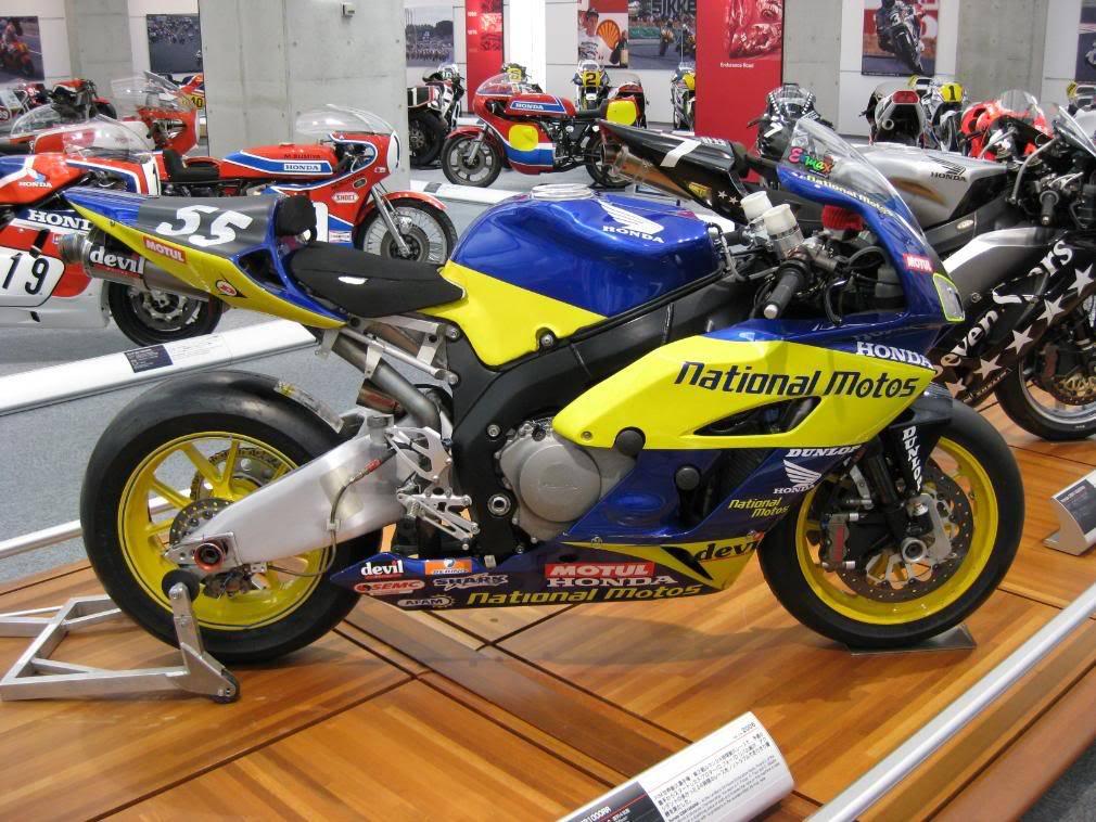 Honda Collection Hall ... IMG_0187