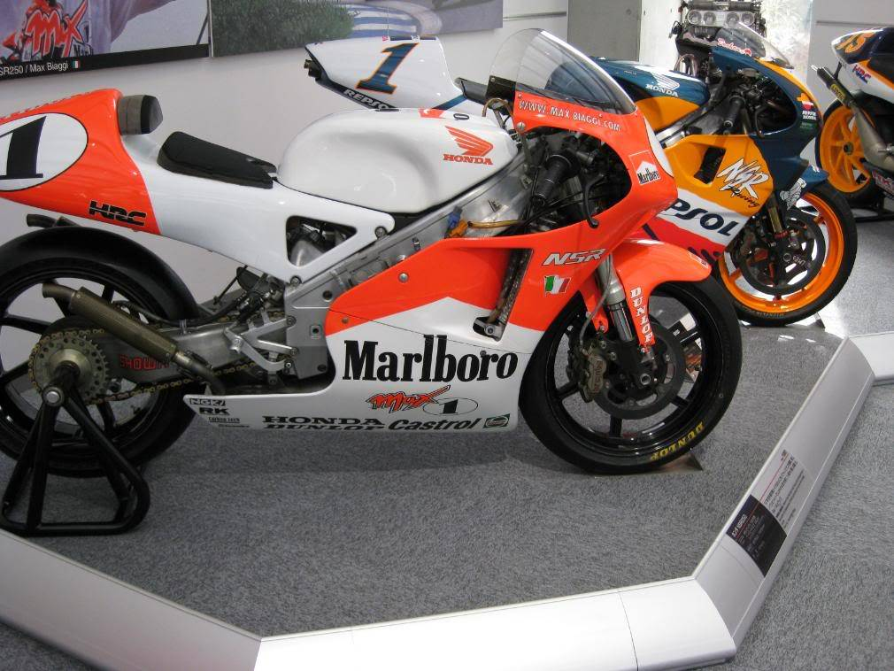 Honda Collection Hall ... IMG_0192