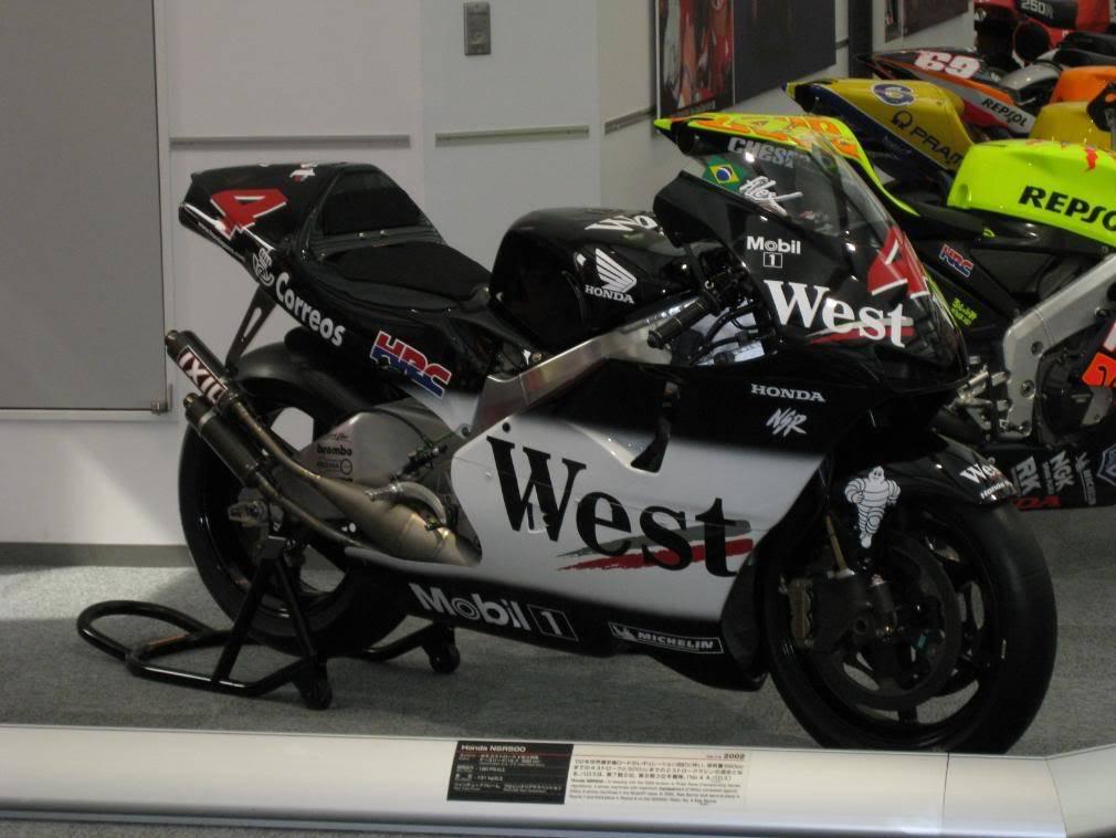 Honda Collection Hall ... IMG_0193