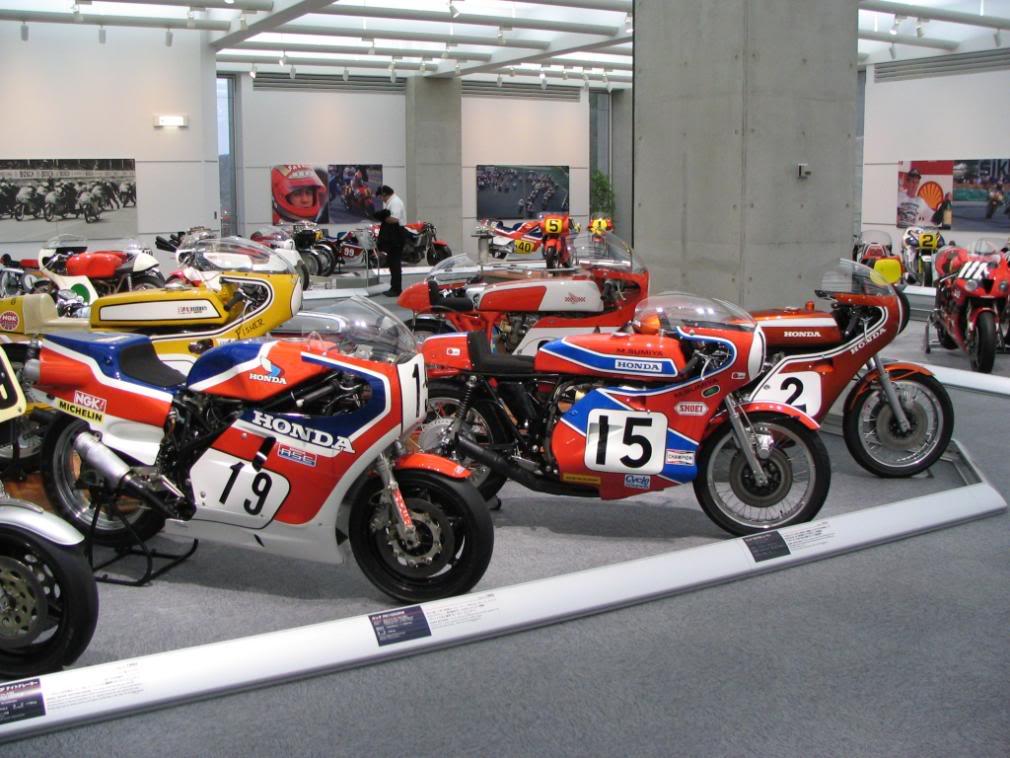 Honda Collection Hall ... IMG_1599