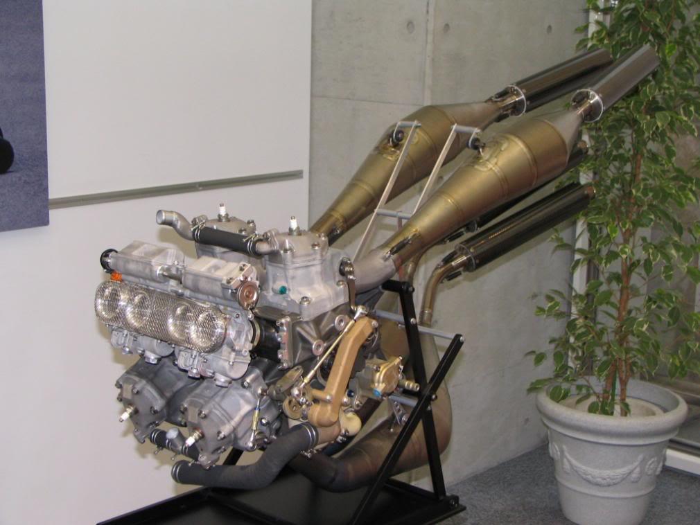 Honda Collection Hall ... IMG_1615